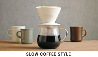 SLOW COFFEE STYLE BY KINTO