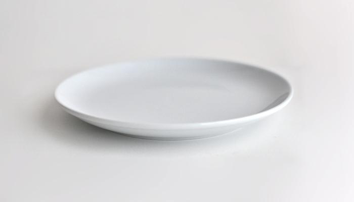 Common・コモン プレート18cm ホワイト4